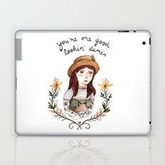 Good Lookin' Dame Laptop & iPad Skin