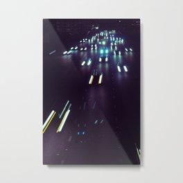 (purp)xSTREETZ4 Metal Print