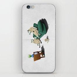 Sheep (Wordless) iPhone Skin