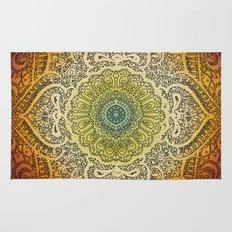 Bohemian Lace Rug