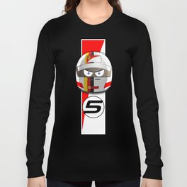 SEBASTIAN VETTEL #5_2015 Long Sleeve T-shirt