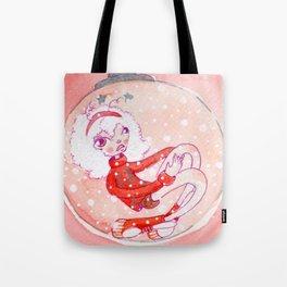 Princess SnowBall Tote Bag