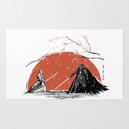 Sakura Showdown Rug