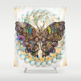 Phase Shower Curtain