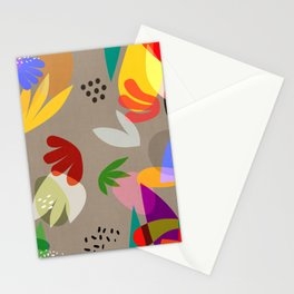 MATISSE ABSTRACT CUTOUTS Stationery Cards