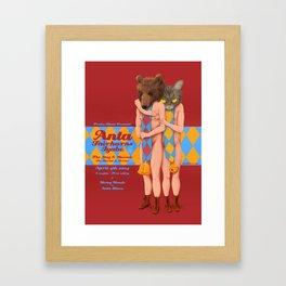 Probo Titans / ANTA Poster Framed Art Print