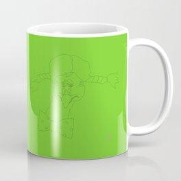 Spunky Turkey GB Coffee Mug