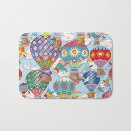 Hot Air Balloon Bath Mat