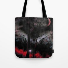Elfenfeuer Tote Bag