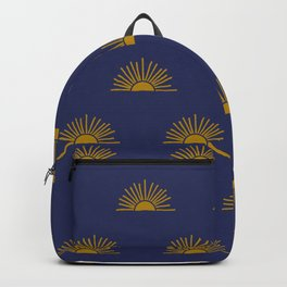 Sol in Indigo Backpack