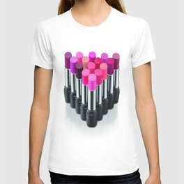 Beauty Boss Lipstick Cosmetics Makeup T-shirt