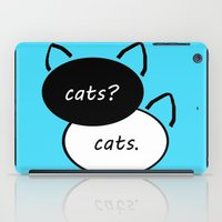the fault iPad Cases featuring The Fault In Our Stars  by Urban Exclaim Co.