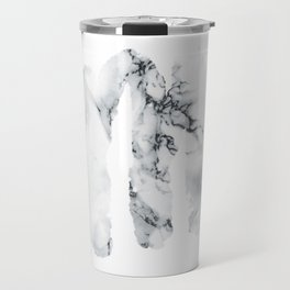 Marble stains Travel Mug