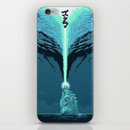 A King's Roar iPhone Skin