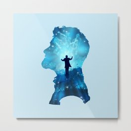 Dream  Conductor Metal Print