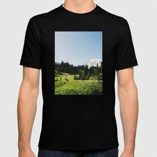 Mt Rainier Shooter T-shirt