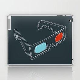INSIDE 3D Laptop & iPad Skin