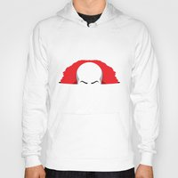 pennywise Hoodies featuring Pennywise by Mr. Peruca
