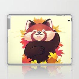 Relaxing Red Panda Laptop & iPad Skin