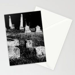 4x5 black and white film photogaph. limited edits. no flters. Stationery Cards