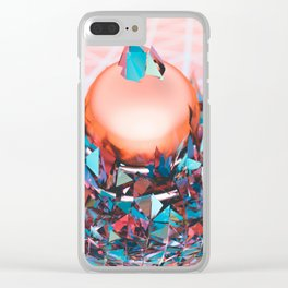 Crystal Coating Clear iPhone Case