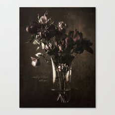 madly in love Canvas Print