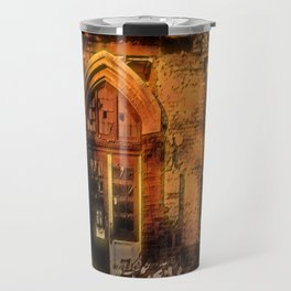 Another Brick off the Wall Travel Mug