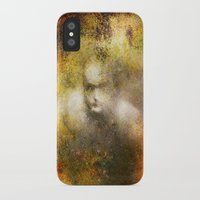 ghost iPhone & iPod Cases featuring Ghost  by Joe Ganech