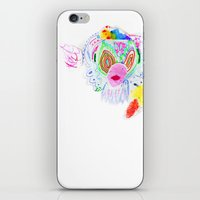 et iPhone & iPod Skins featuring ET by Effie Ling