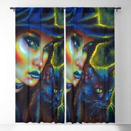 My spirit animal Blackout Curtain