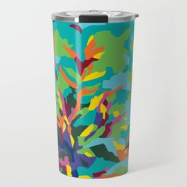 Tropic Paradise Travel Mug