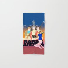Raising Arizona Hand & Bath Towel
