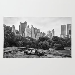 New York Sleeper Rug