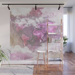 Map IV Wall Mural