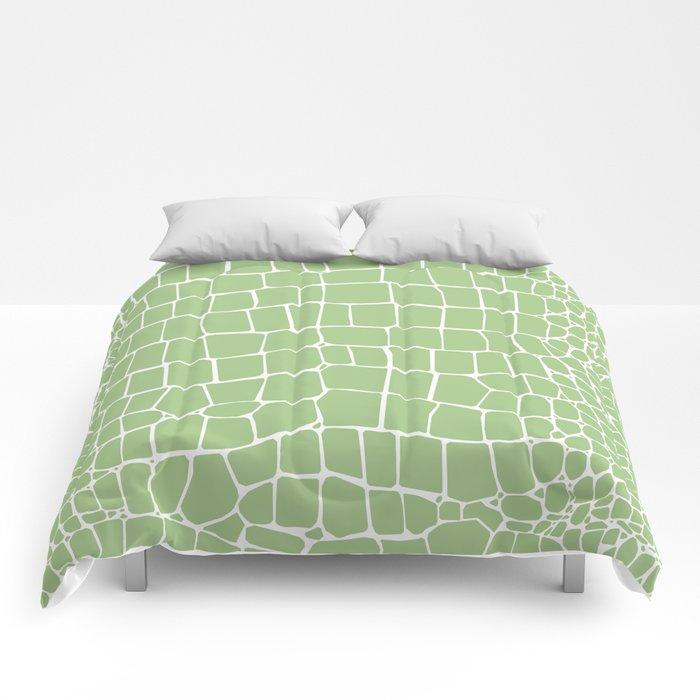 Crocodile 002 Comforters