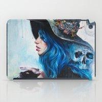valentine iPad Cases featuring Blue Valentine by Tanya Shatseva