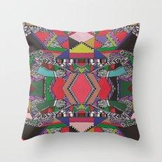 AFRICAN MOTIF  Throw Pillow