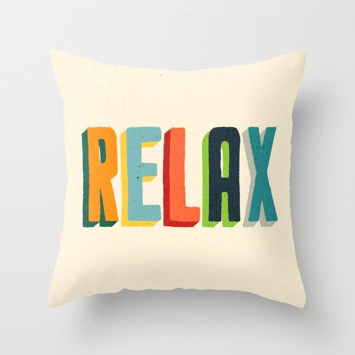 Relax Deko-Kissen