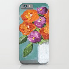 Sunny Day Bouquet Slim Case iPhone 6s