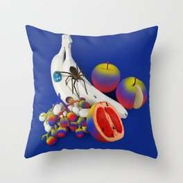 Surreal Trope Throw Pillow