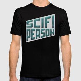 SciFi Person T-shirt