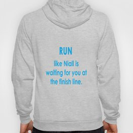 Run like Niall Hoody