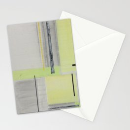 GreenGray Paint Stationery Cards