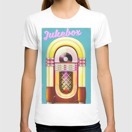 Vintage Jukebox T-shirt