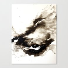 Black + White 2 Canvas Print