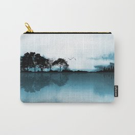 Nature Guitar Blues Carry-All Pouch