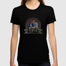 LOVE, EVAK. (dark version) T-shirt
