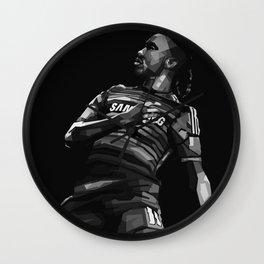 Football Player Legend Wall Clock