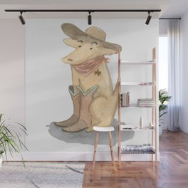 These Boots... Wall Mural