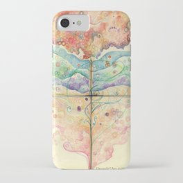 Where everything is music iPhone Case